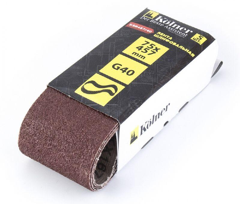Лента шлифовальная KOLNER KSB 457 40 (кн457-40)