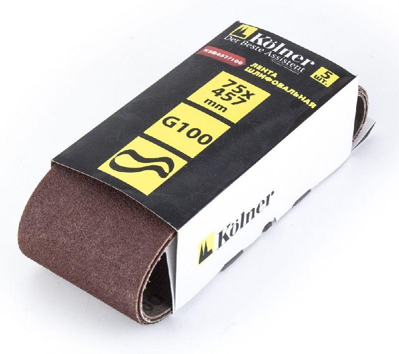 Лента шлифовальная KOLNER KSB 457 100 (кн457-100)