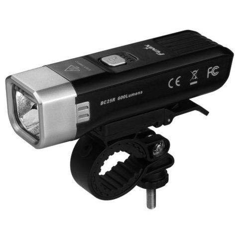 Фонарь светодиодный для велосипедов Fenix BC25R Cree XP-G3, 600 лм, аккумулятор (BC25R)