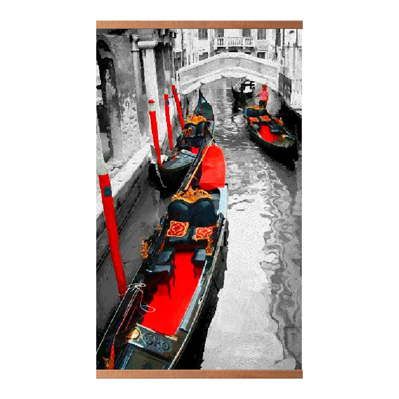 Инфракрасный пленочный обогреватель Доброе тепло Венеция 400Вт 100х57см
