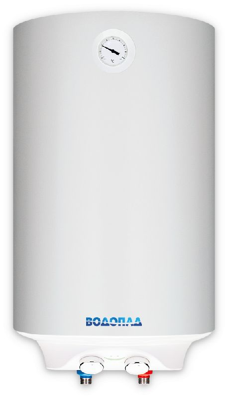 Водонагреватель накопительный ВОДОПАД ВД-30 1,5 белый (Объем 30 л, мощность1,5 кВт, терморегулятор, термометр, индикатор включения, авариный клапан)