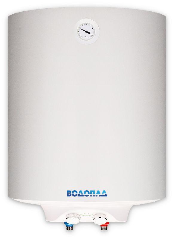 Водонагреватель накопительный ВОДОПАД ВД-50 1,5 белый (Объем 50 л, мощность1,5 кВт, терморегулятор, термометр, индикатор включения,авариный клапан)