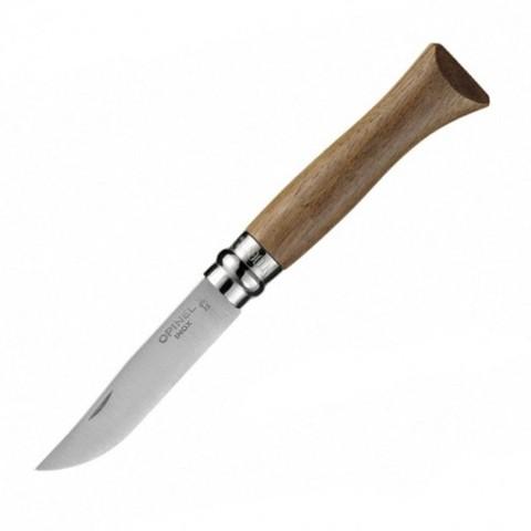 Нож Opinel N6, ореховая рукоять (002025)