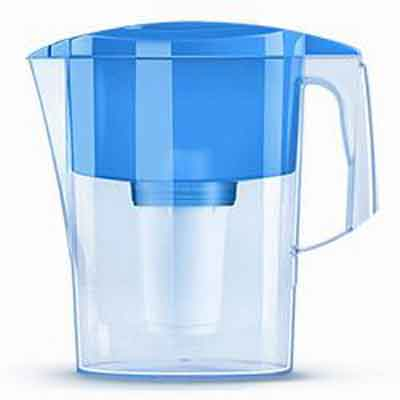 Аквафор Ультра фильтр для воды (голубой) 2.5л