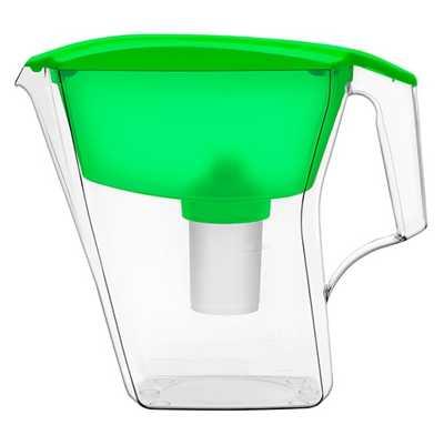 Аквафор Лайн фильтр для воды (зеленый) 2,8л