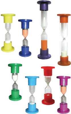 Часы песочные Стеклоприбор тип 2 исп.6 на 15 минут