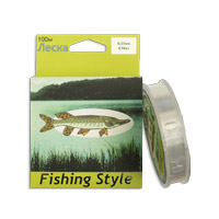 Леска Fishing Style RL2908 0.25mm тест 4.94кг 100m