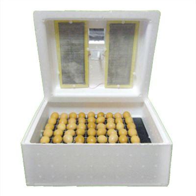 Инкубатор бытовой Идеальная наседка на 63 яйца,механич. поворот, ИБ2НБ (вариант 2) 220В/12В г.Новосибирск.