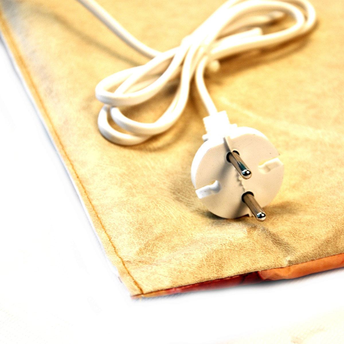 Сушилка для овощей и фруктов Самобранка 50 50 (коврик с ИК-излучением) для овощей и фруктов без терморегулятора