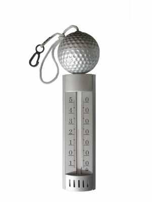 Термометр водный для бассейна Стеклоприбор ТБ-3-М1 исп.23 с поплавком и шнуром