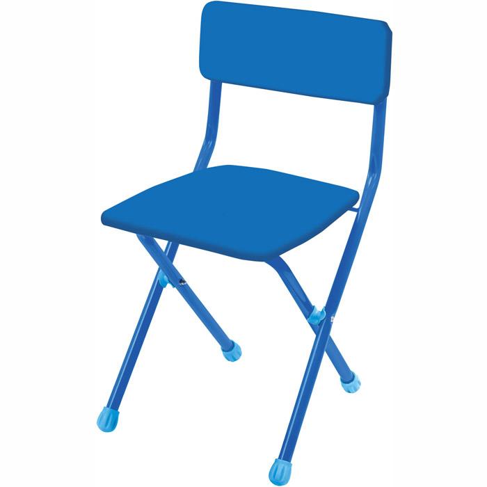 Стул детский Ника СТУ3 (мягкий, моющаяся ткань, высота до сиденья 320 мм) складной