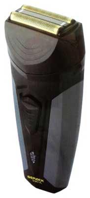 Бердск 3381А электробритва аккумуляторная, сеточная, тройная бреющая головка