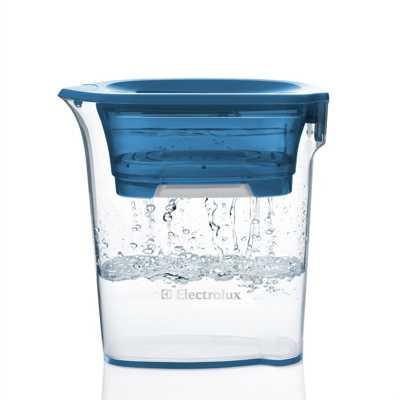 Фильтp-кувшин Electrolux EWFSJ4 для воды малый, синий 1,6л