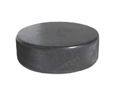 Шайба хоккейная подростковая (80 грамм)