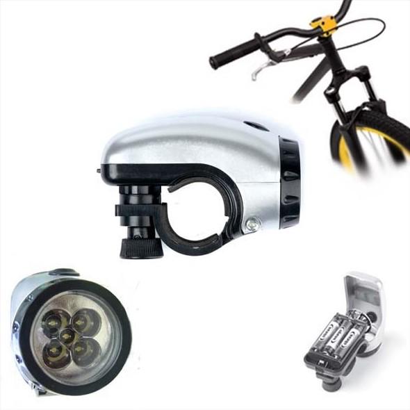 Фонарь для велосипеда (LED-5)