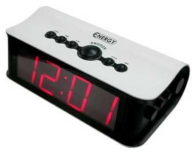 Настольные часы-радио ENERGY
