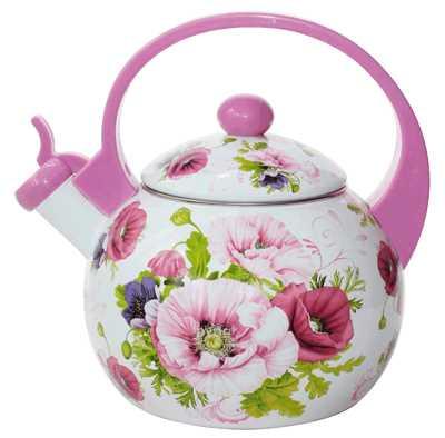 Чайник со свистком Tefal