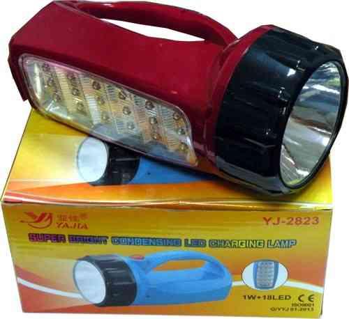 Фонарь ручной (LED-1+18)