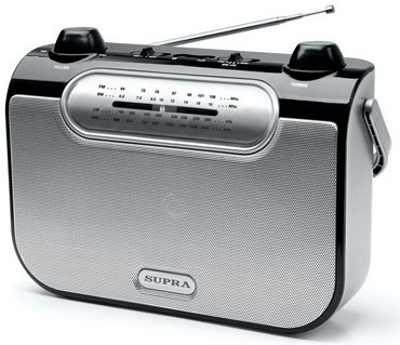 Радиоприемник SUPRA ST-125