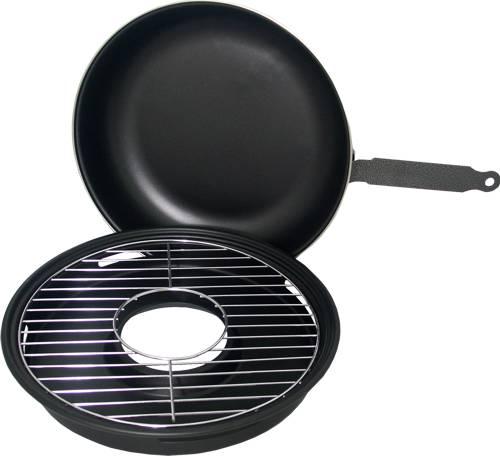 Сковорода гриль газ пикник пг 77 диам