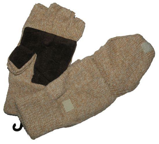 Перчатки для рыбалки N 6 (осень) п ш