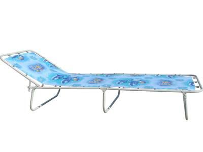 Раскладушка детская КТК Малыш КТК-09Т (раскладная кровать с подголовником)