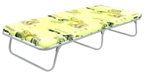 Раскладушка детская Ювента М600 КТК-14ЛМ-600 (раскладная кровать на ламелях с матрасом)