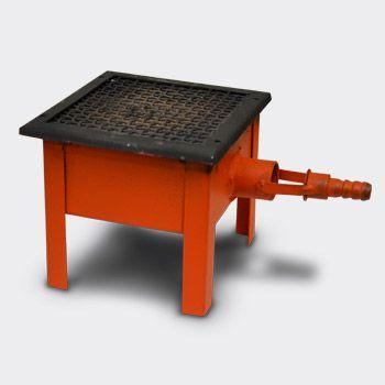 Газовая плитка МЕЗОН горелка ГИИ-3,0 1,45кВт (Обогреватель газовый инфракрасный)