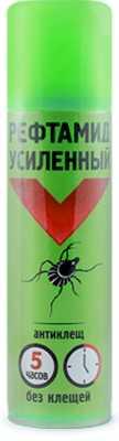 Инсектоакарицид Рефтамид Экстра Антиклещ (Усиленный) 145мл (4600171081509)