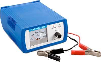 Автоматическое зарядное устройство Ротор Катунь-506