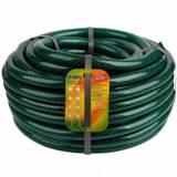 Шланг ПВХ 25м 3 4 дюйма (20мм) армированный зеленый (Гидроагрегат) (4690597076364)