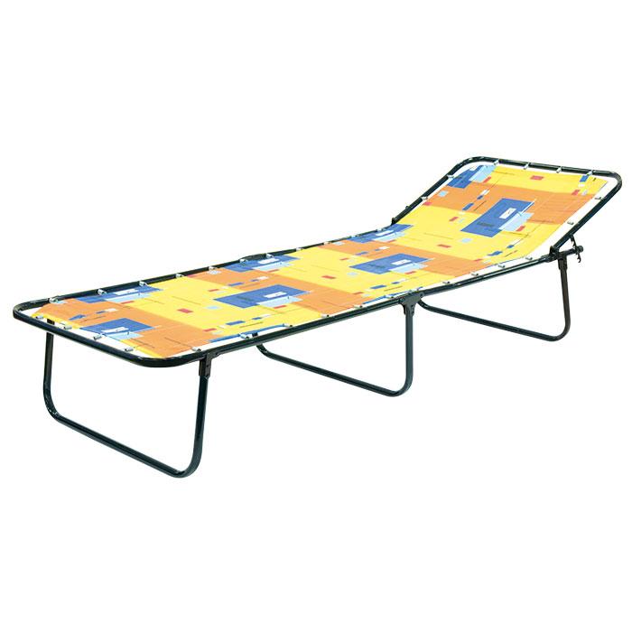 Раскладушка Соня (раскладная кровать с подголовником)