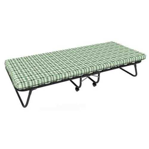 Раскладушка Сандра (раскладная кровать на ламелях с матрасом) 2000х800х310 120кг