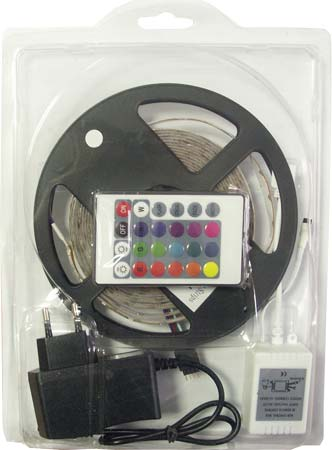Светящаяся лента JLH3528 270 LED 5м (SMD LED Flexible Strip) белаяКупить