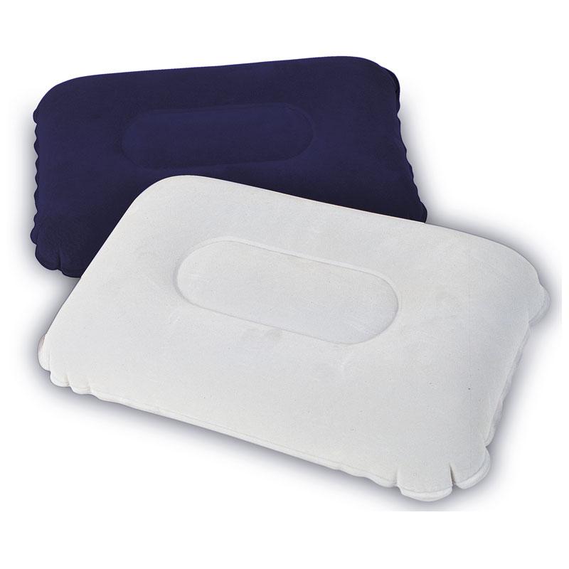 Подушка надувная флокированная Bestway 67121N 48х30 см (010176)