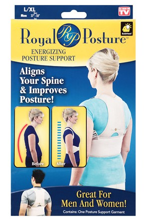 Корсет для выпрямления осанки Royal Posture (S-M)