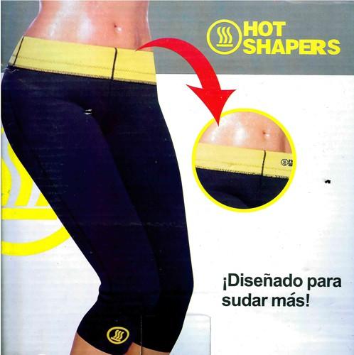 Бриджи для похудения HOT SHAPERS (M) черные (CINTURILLA) 7709990033106