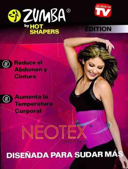 Пояс для похудения Hot Shapers ZUMBA (утягивающий) (XL)