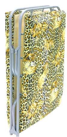Раскладушка Нега М600 КР-02Т600 (раскладная кровать с матрасом, основание тент)