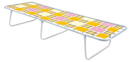 Раскладушка Нега КР-02Т (раскладная кровать без матраса)