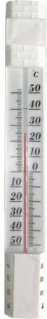 Термометр наружный сувенирный Еврогласс ТСН-42 в пакете (на гвоздике или липучке)