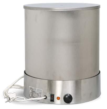 Коптильня электрическая универсальная ЭКУ Элвин (корпус и лотки из нержавеющей стали) 750Вт 20л