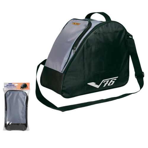 V76 сумка ПРОФИ для ледовых и роликовых коньков