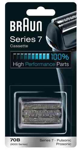 70B Бритвенная кассета Braun 7 серии (70B)