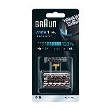 51B Сетка Braun WaterFlex в сборе + нож (51B) black тип 81453132