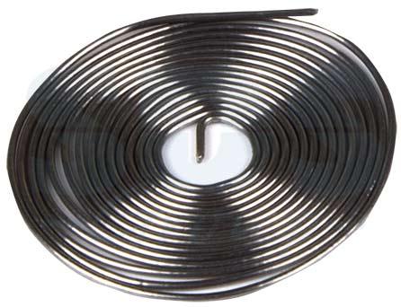 Припой с канифолью Rexant ПОС-61 диаметр 0.8 мм, спираль, 1 м (09-3108)