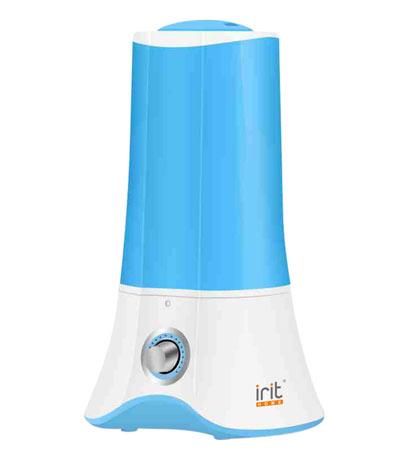 Увлажнитель воздуха Irit IR-206 ультразвуковой 2,0л 200мл час