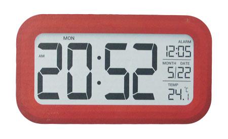 Термометр цифровой Стеклоприбор Т-16. Функции термометр (температура внутри), часы, будильник, календарь