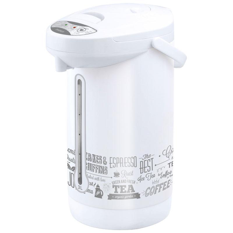 Электрочайник-термос (термопот) Energy TP-601N 3.0л 750Вт