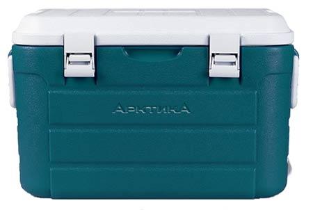 Изотермический пластиковый контейнер Арктика 2000-30, 30л, аквамарин